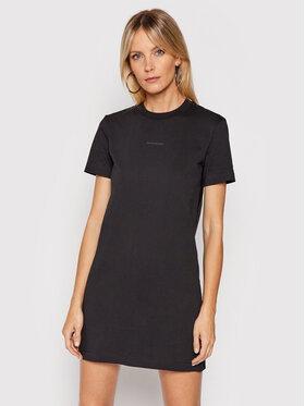 Calvin Klein Jeans Calvin Klein Jeans Повсякденна сукня J20J217570 Чорний Regular Fit