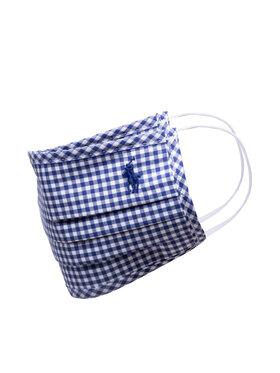 Polo Ralph Lauren Polo Ralph Lauren Látkové rúško Mask B 710837370001 Modrá