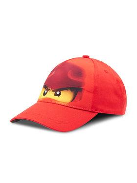 LEGO Wear LEGO Wear Kepurė su snapeliu 12010063 Raudona