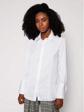 Guess Guess Hemd Vivian W0BH05 W3TO2 Weiß Regular Fit