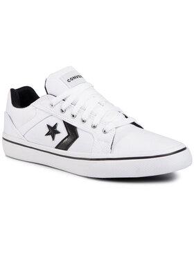 Converse Converse Sneakers aus Stoff 167007C Weiß