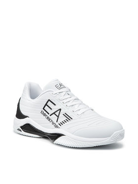 EA7 Emporio Armani EA7 Emporio Armani Sneakers X8X079 XK203 D611 Bianco