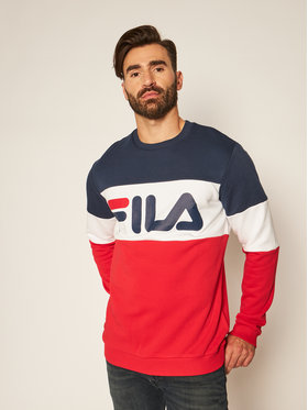 Fila Fila Bluză Blocked 681255 Colorat Regular Fit