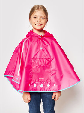 Playshoes Playshoes Regenjacke 408750 M Rosa Relaxed Fit