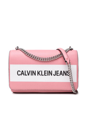 Calvin Klein Jeans Calvin Klein Jeans Sac à main Ew Flap Convertible K60K608562 Rose