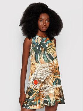 Waikane Vibe Waikane Vibe Літня сукня Monster Кольоровий Regular Fit