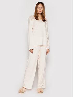 Hanro Hanro Pyjama Moments 7932 Rosa