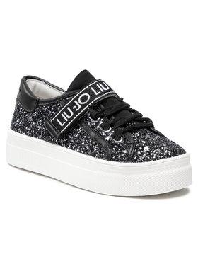 Liu Jo Liu Jo Sneakers Alicia 26 4A1701 TX007 M Negru