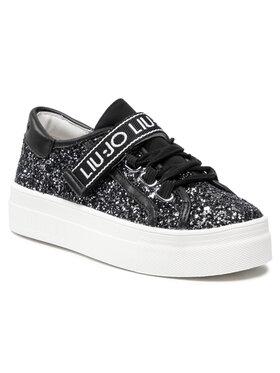 Liu Jo Liu Jo Sneakersy Alicia 26 4A1701 TX007 M Černá