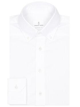 Emanuel Berg Emanuel Berg Koszula H37 Biały Modern Fit