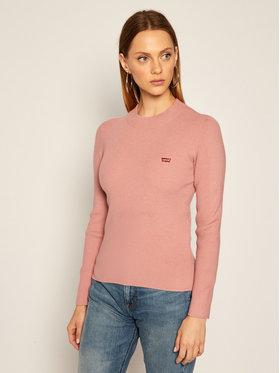 Levi's® Levi's® Sweater Crew Rib 21967-0003 Rózsaszín Slim Fit