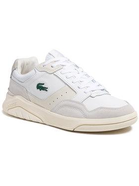 Lacoste Lacoste Sneakersy Game Advance Luxe721 Sma 7-41SMA001565T Biela