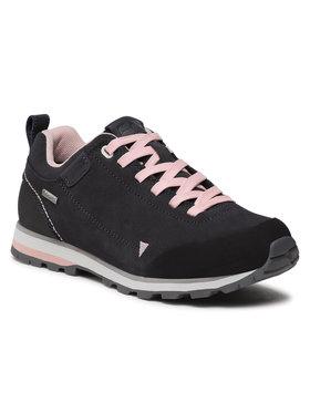CMP CMP Trekingová obuv Elettra Low Wmn Hiking Shoe Wp 38Q4616 Šedá