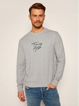 TOMMY HILFIGER TOMMY HILFIGER Bluza Track Top UM0UM02243 Szary Regular Fit