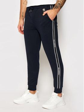 KARL LAGERFELD KARL LAGERFELD Spodnie dresowe Sweat 705024 502910 Granatowy Regular Fit