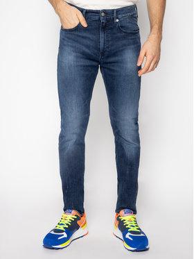 Calvin Klein Jeans Calvin Klein Jeans Blugi Slim Fit J30J314615 Bleumarin Slim Taper