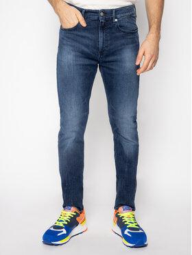 Calvin Klein Jeans Calvin Klein Jeans Τζιν Slim Fit J30J314615 Σκούρο μπλε Slim Taper