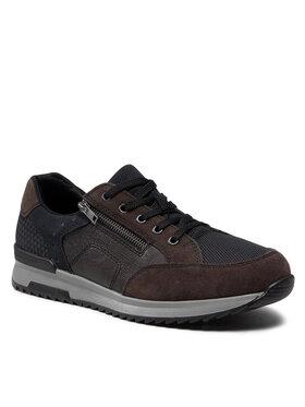 Rieker Rieker Sneakersy 16128-25 Brązowy