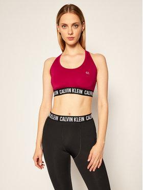 Calvin Klein Performance Calvin Klein Performance Сутиен-топ Medium Support 00GWF0K154 Виолетов