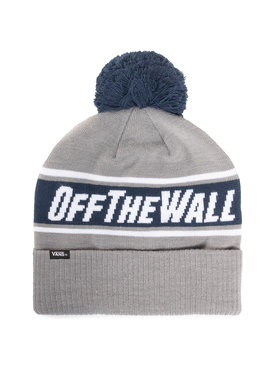 Vans Vans Σκούφος Off The Wall Po VN0A2YR7KQG1 Γκρι