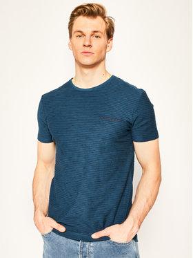 Quiksilver Quiksilver T-Shirt Kentin EQYKT03961 Granatowy Regular Fit