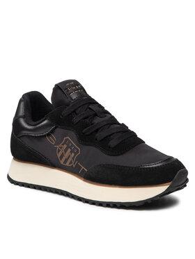 Gant Gant Sneakersy Bevinda 23533026 Černá
