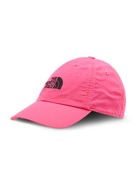 The North Face The North Face Czapka z daszkiem Youth Horizon Hat NF0A354TWUG1 Różowy