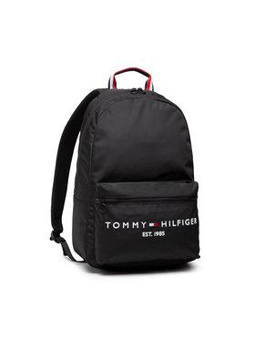 Tommy Hilfiger Tommy Hilfiger Раница Th Established Backpack AM0AM07546 Черен