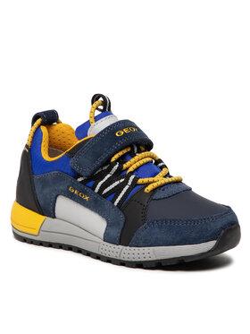 Geox Geox Sneakersy J Alben Boy A J169EA 022FU C0657 M Granatowy