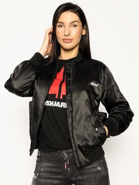 MSGM MSGM Bomberjacke 2841MDH07X 207107 99 Schwarz Regular Fit