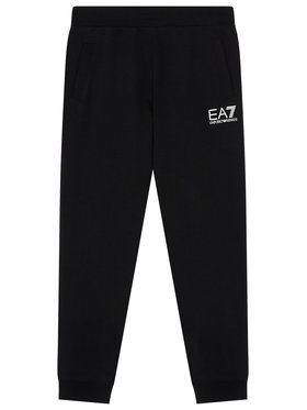 EA7 Emporio Armani EA7 Emporio Armani Teplákové kalhoty 6KBP51 BJ05Z 1200 Černá Regular Fit