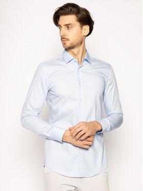 Boss Boss Košeľa Jesse 50428199 Modrá Slim Fit