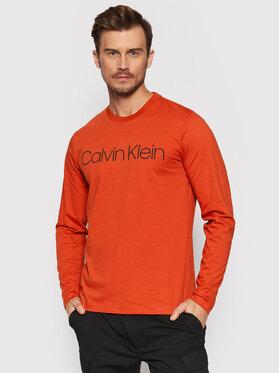 Calvin Klein Calvin Klein Longsleeve Logo K10K104690 Κόκκινο Regular Fit