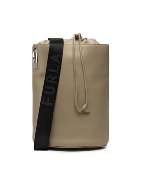 Furla Furla Дамска чанта Lipari WB00323-AX0748-0592S-1-003-20-CN-B Зелен