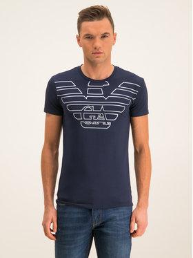 Emporio Armani Underwear Emporio Armani Underwear T-shirt 111035 9A595 00135 Blu scuro Slim Fit
