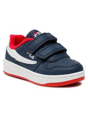 Fila Fila Sneakersy Arcade Velcro Infants 1011078.21Y Tmavomodrá