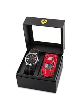 Scuderia Ferrari Scuderia Ferrari Ceas Pitlane 870043 Negru