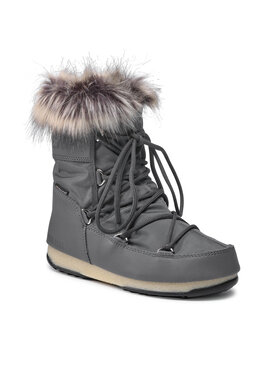 Moon Boot Moon Boot Снігоходи Monaco Low Wp 2 24008800 Сірий