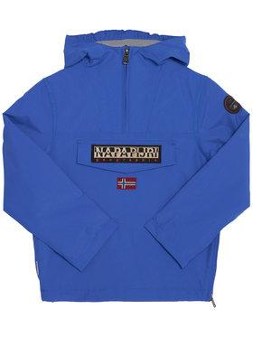 Napapijri Napapijri Átmeneti kabát Rainforest NP0A4EPL S Kék Regular Fit