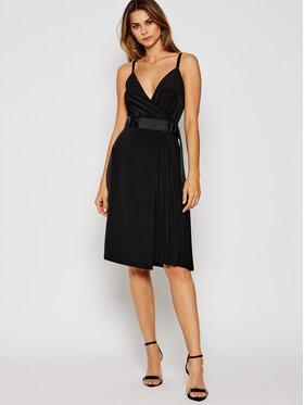 Calvin Klein Jeans Calvin Klein Jeans Φόρεμα καθημερινό J20J214867 Μαύρο Regular Fit