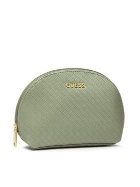 Guess Guess Kosmetický kufřík Emelyn PWEMEL P1370 Zelená