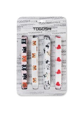 Togoshi Togoshi Set de lacets pour chaussures TG-LACES-120-4-WOMEN-005 Multicolore