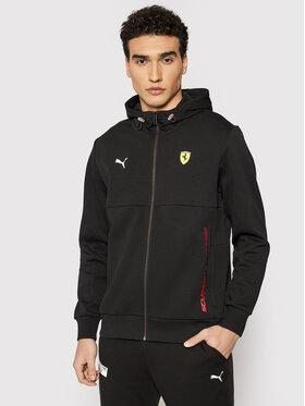 Puma Puma Sweatshirt Ferrari Race 599838 Noir Regular Fit
