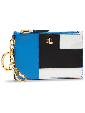 Lauren Ralph Lauren Lauren Ralph Lauren Étui cartes de crédit Zip Card Cas 432824903004 Multicolore