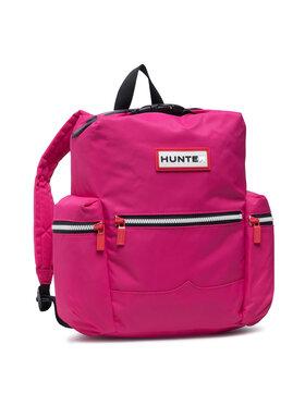 Hunter Hunter Σακίδιο Org M Topclip Backpack Nylon UBB6018ACD Ροζ