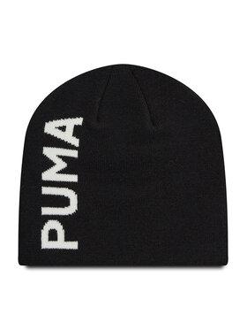 Puma Puma Kepurė Ess Classic Cuffless Beanie 023433 01 Juoda