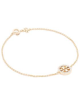 Tory Burch Tory Burch Náramek Miller Pave Chain Bracelet Tory 80997 Zlatá