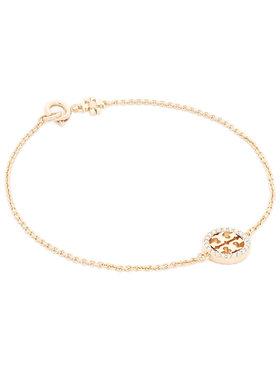 Tory Burch Tory Burch Náramok Miller Pave Chain Bracelet Tory 80997 Zlatá