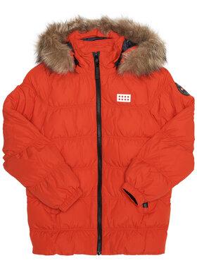 LEGO Wear LEGO Wear Zimná bunda LwJoodie 706 22894 Oranžová Regular Fit