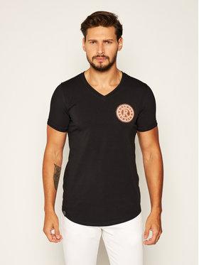 Rage Age Rage Age T-Shirt Agera 2 Czarny Slim Fit